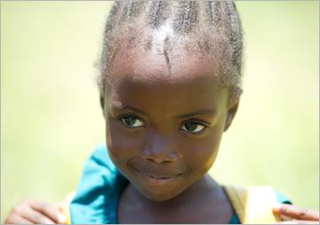 A light of hope for children under five