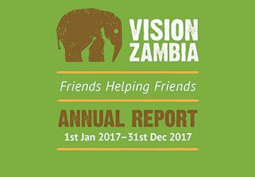 VisionZambia 2017 Annual Report