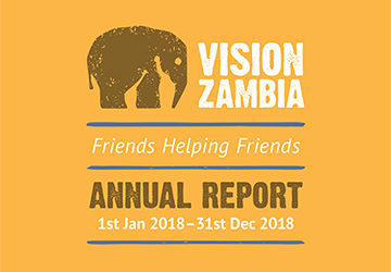 VisionZambia 2018 Annual Report