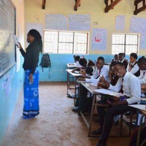 Secondary Education (Donation)