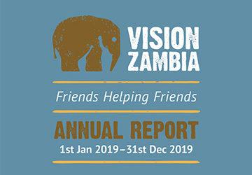 VisionZambia 2019 Annual Report